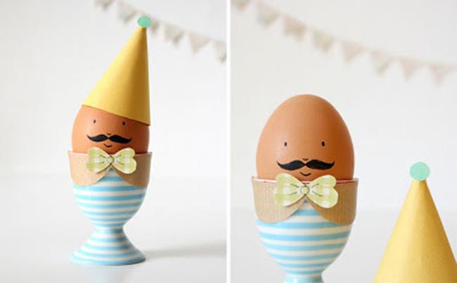 huevos de pascua divertidos