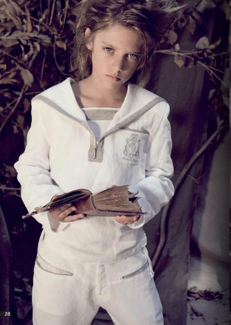 Vestido de Comunión niño
