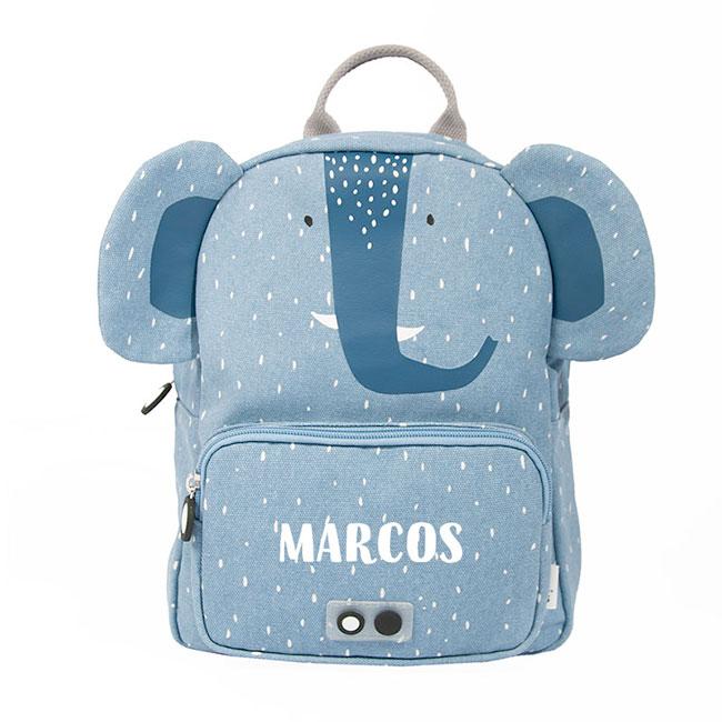 mochila-infantil-elefante-personalizada