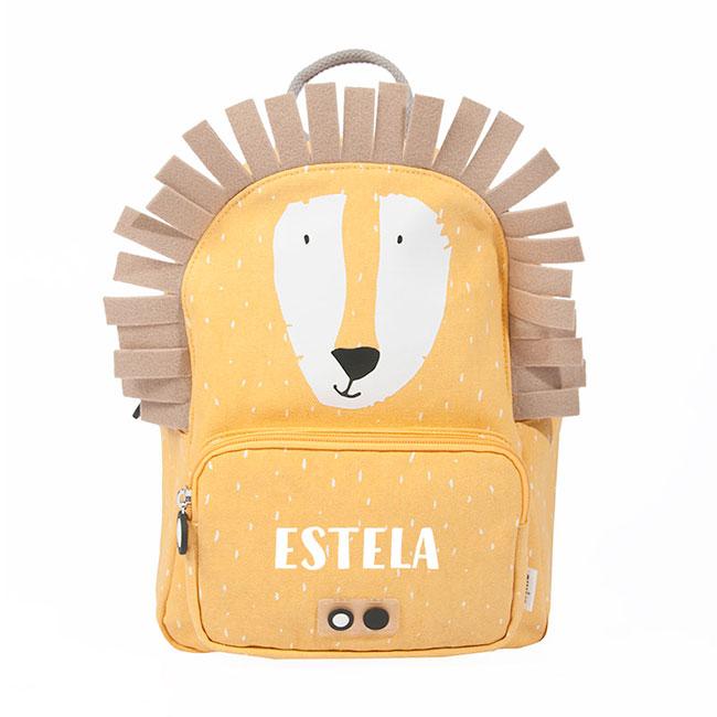 mochila-leon-personalizada
