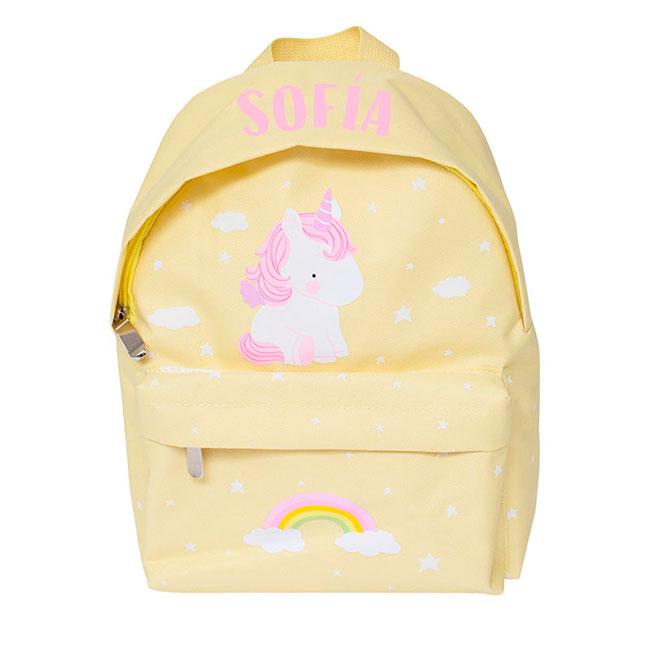 mochila-unicornio-guarderia-personalizada